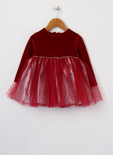 Mammaramma Elbise Kırmızı